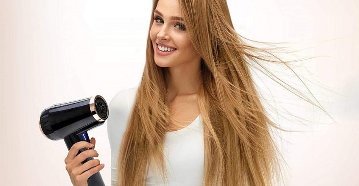 cordless hairdryer